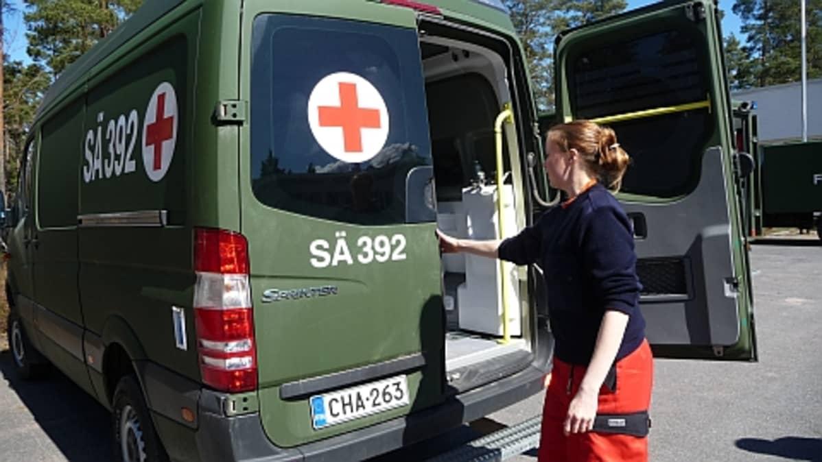 Armeijan ambulanssi
