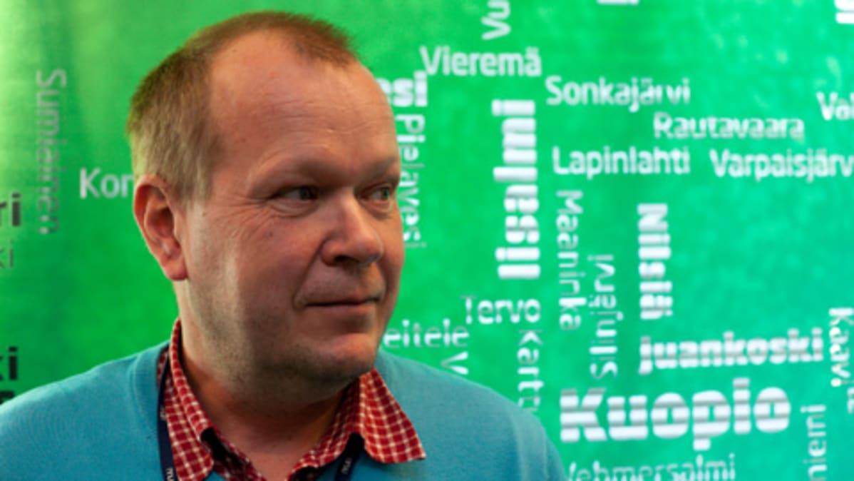 Antti Korhonen.