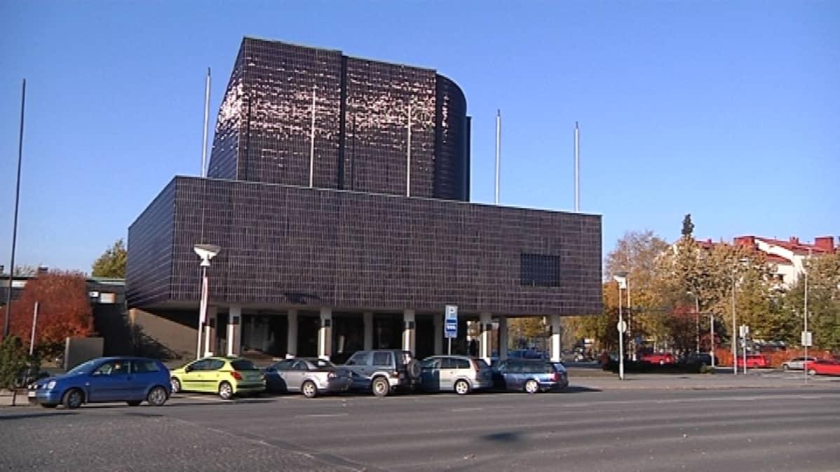 Seinäjoen kaupungintalo.