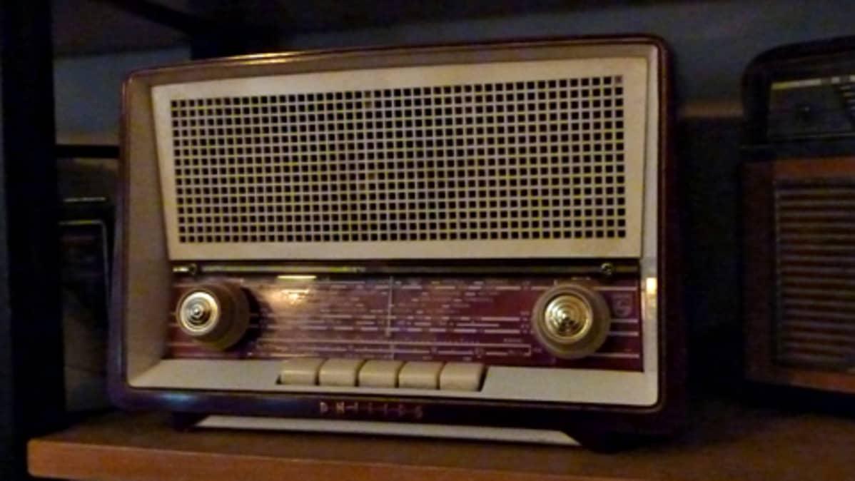 Radioiden muoto on muuttunut vuosien saatossa.