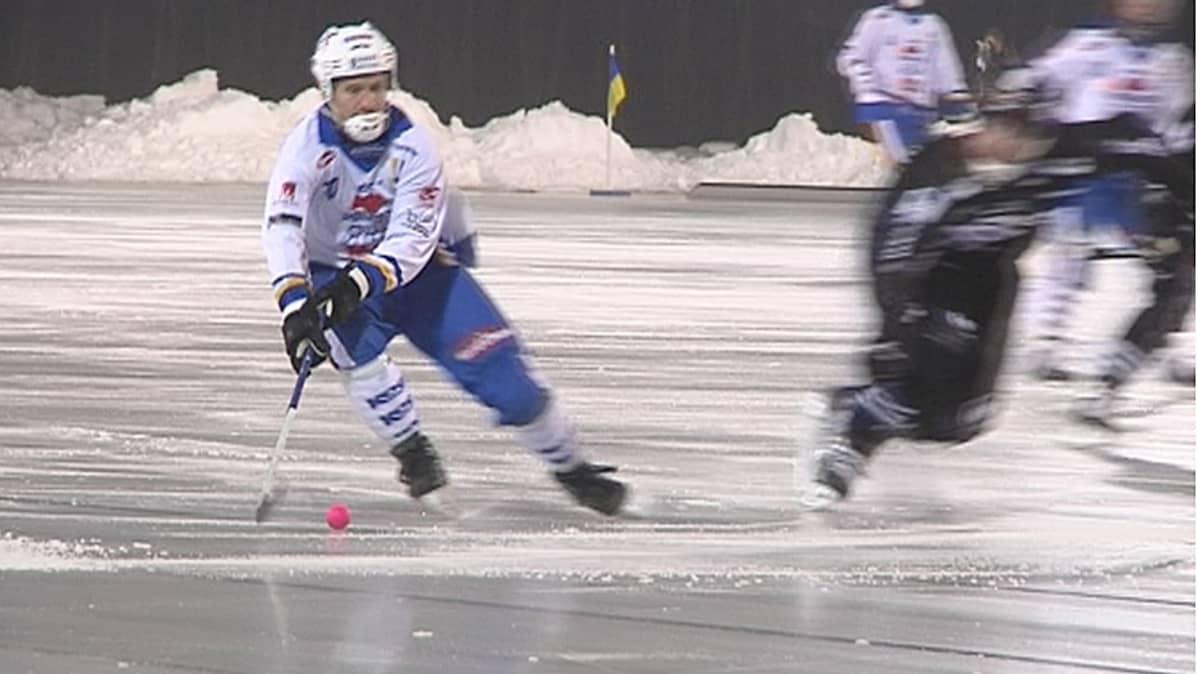 Mikko Rytkönen, HT Bandy.