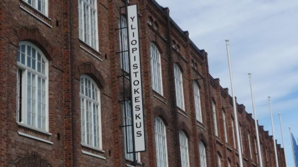 Porin yliopistokeskus sijaitsee Puuvillassa.