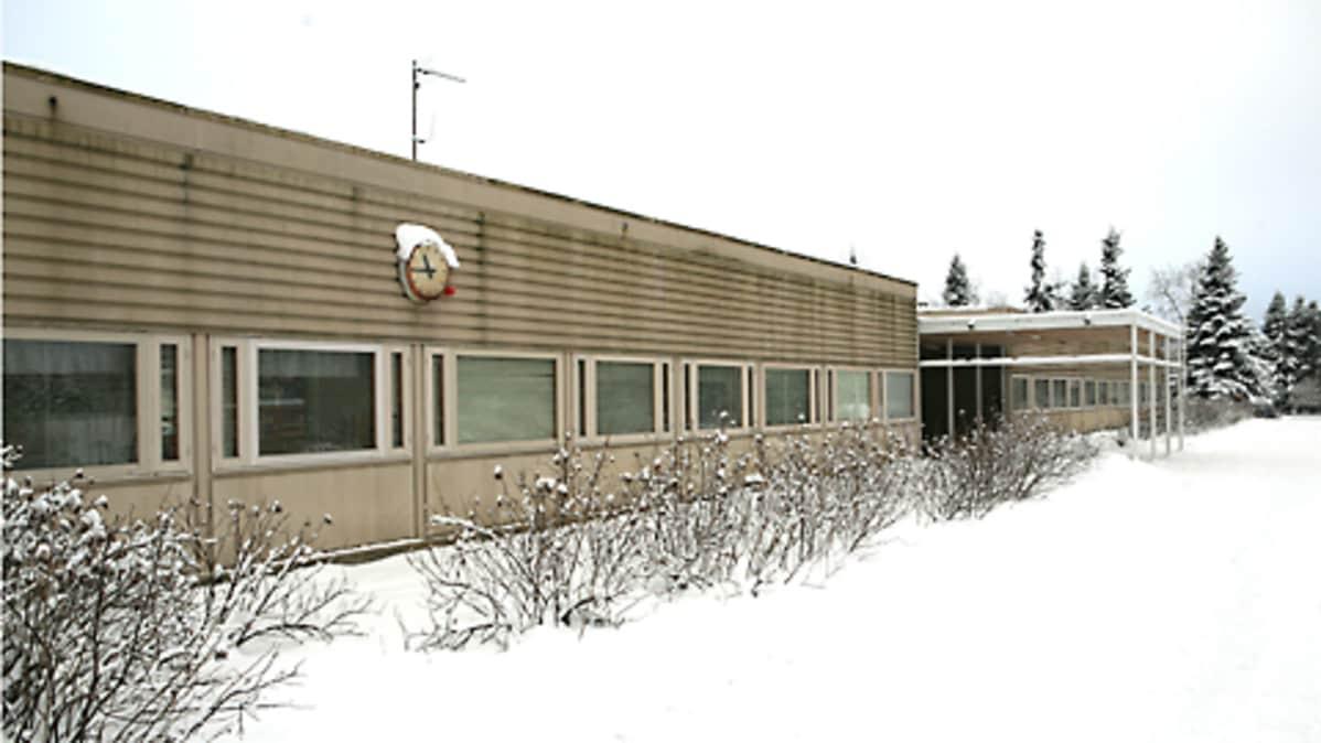 Eskolanmäen koulu, Kouvola