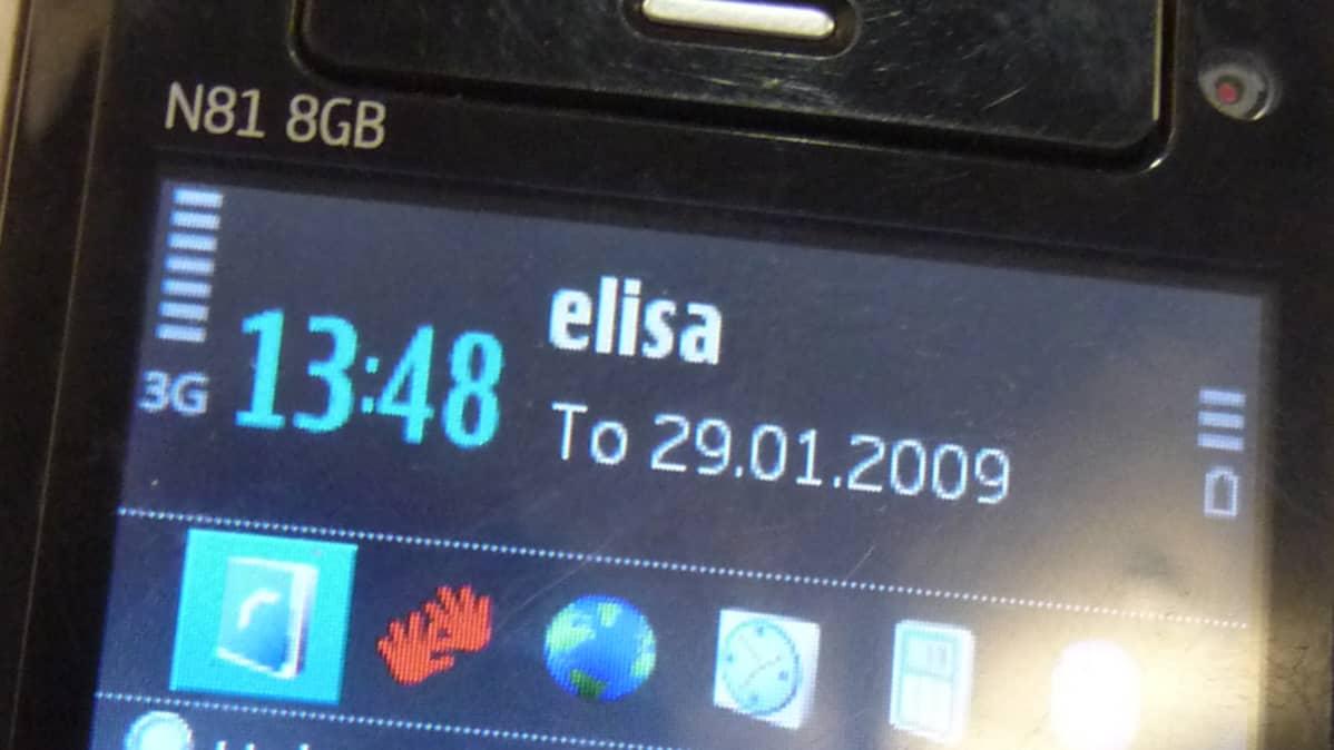 3G-verkko laajenee Pohjois-Savossa.