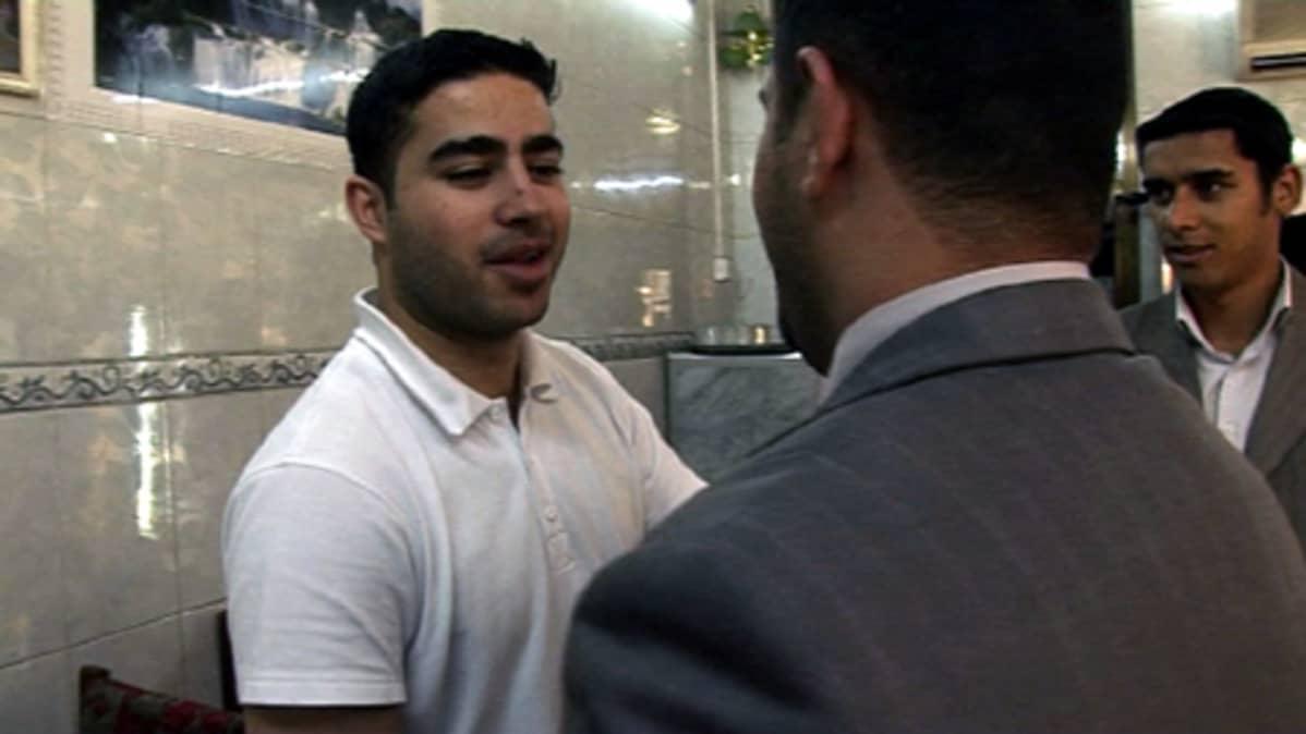 Ahmed Al Chibib.