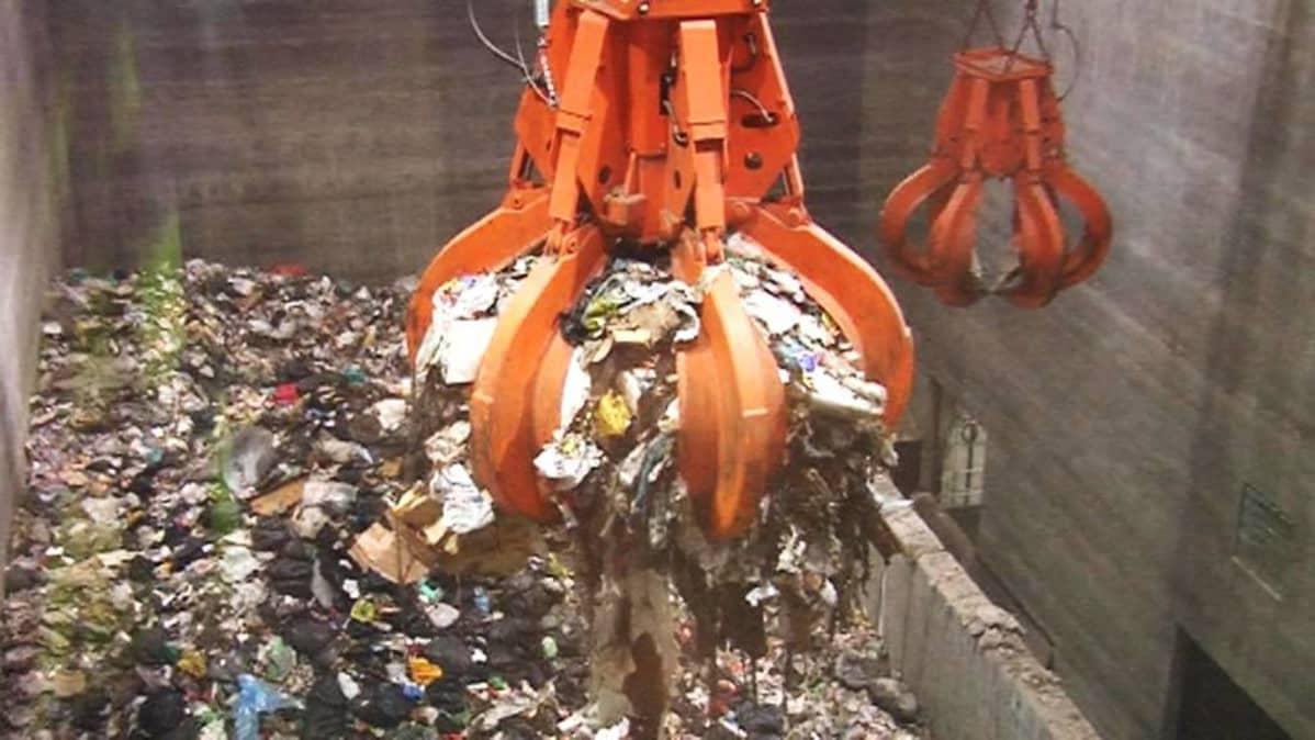 Oulun Laanilan jätteenpolttolaitos