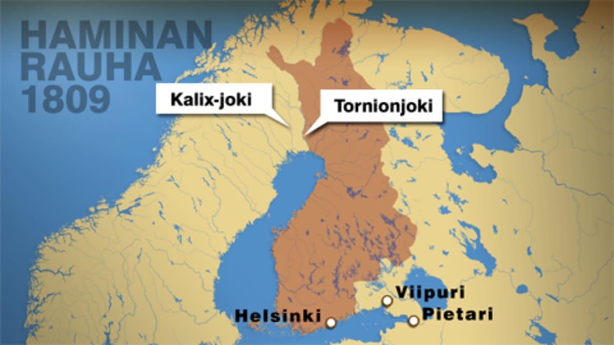 Haminan Rauha Kansakunnan Synty Yle Uutiset Yle Fi