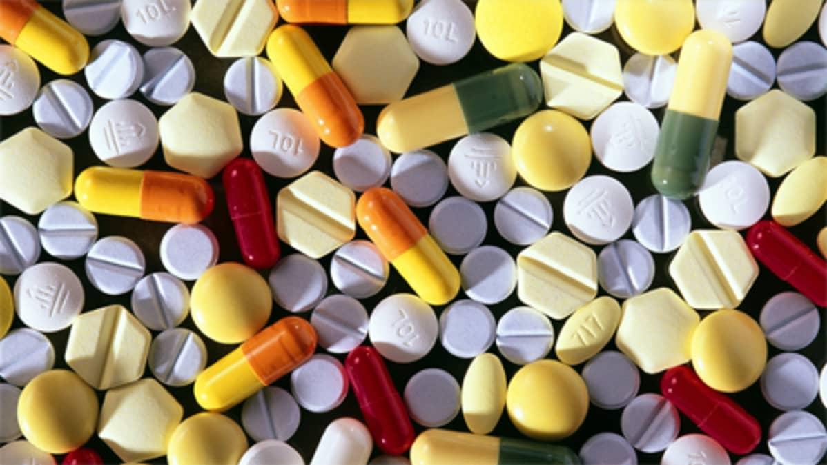 Lääke tabletti pilleri