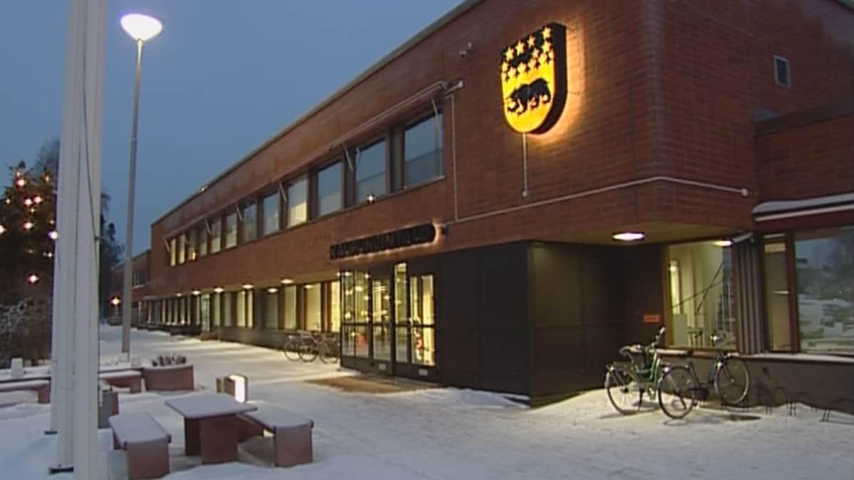Pudasjärven kaupungintalo