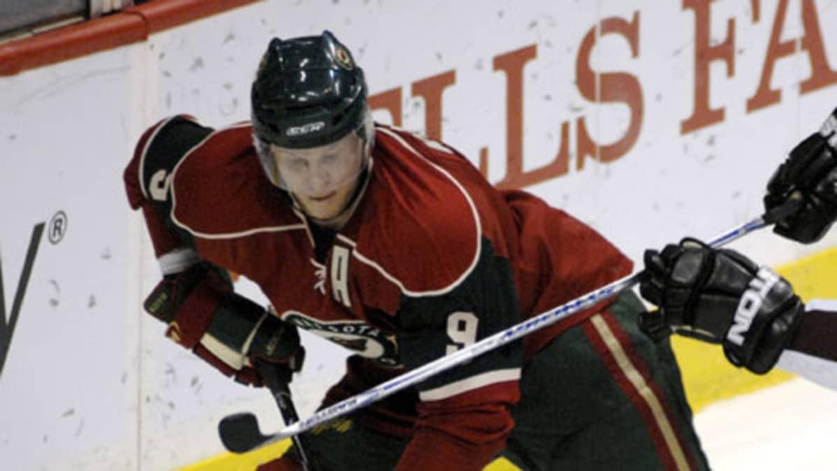 Mikko Koivu sai 200 pistettä täyteen yön NHL-kierroksella.