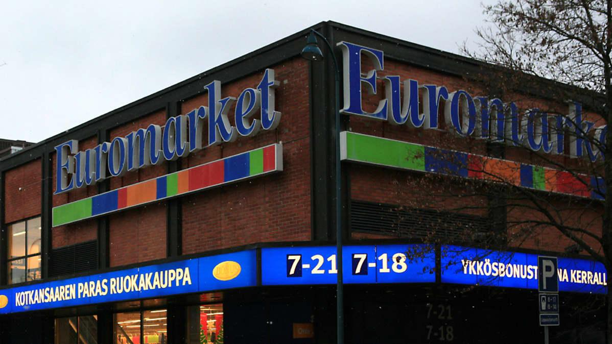 Euromarket Kotkansaarella
