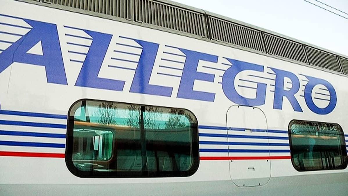 Allegro juna.