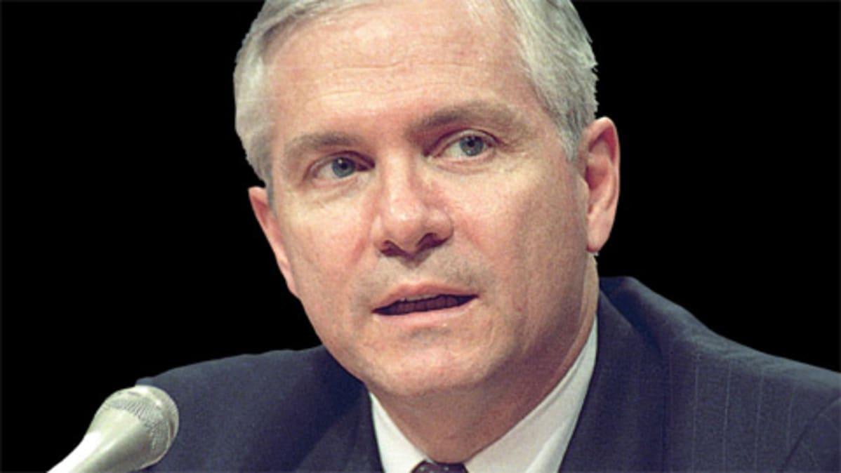 Yhdysvaltain puolustusministeri Robert Gates.