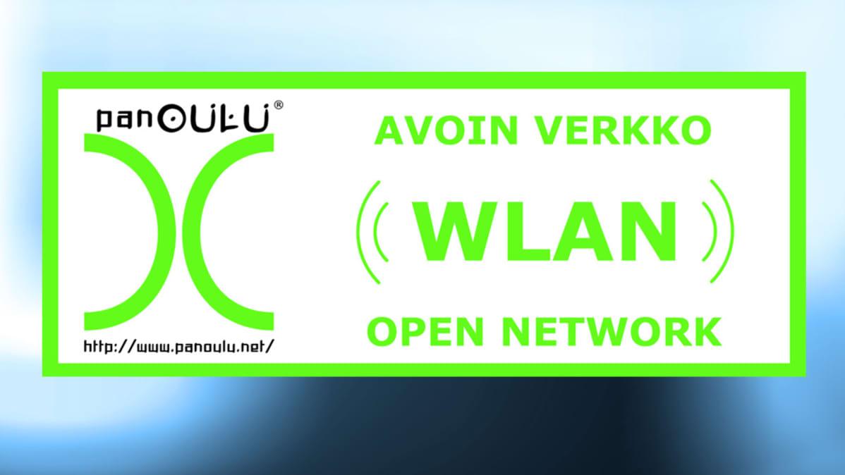 Kaikille avoin PanOulu avaa tietoverkon langattomasti eri puolilla Oulua.
