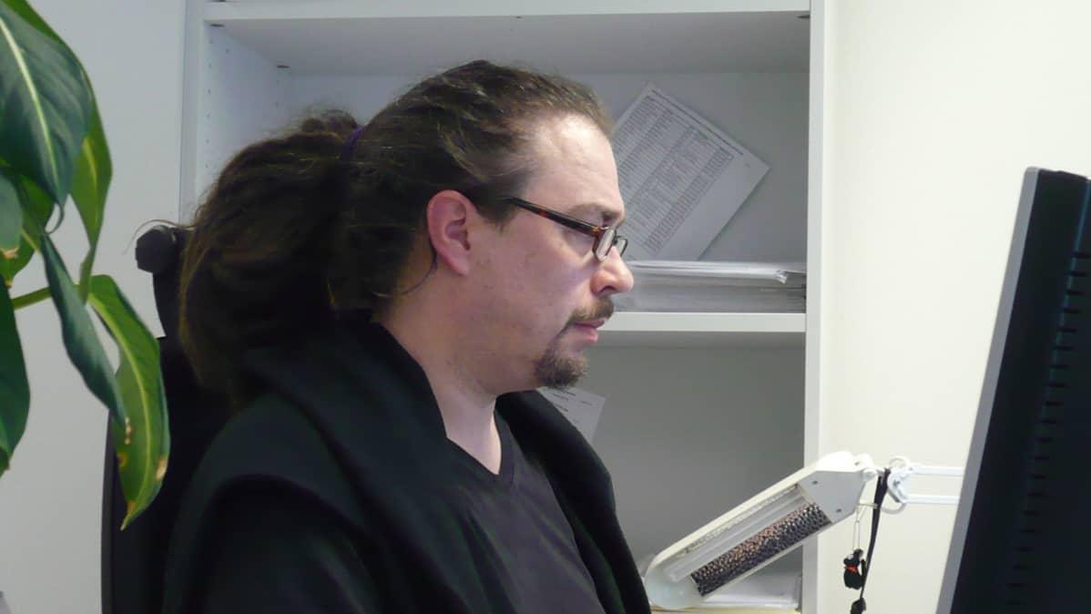 Professori Frans Mäyrä, Tampereen yliopiston informaatiotutkimuksen laitos