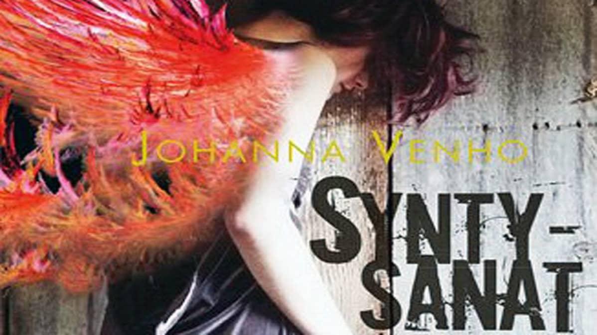Johanna Venho: Syntysanat -kirjan kansi