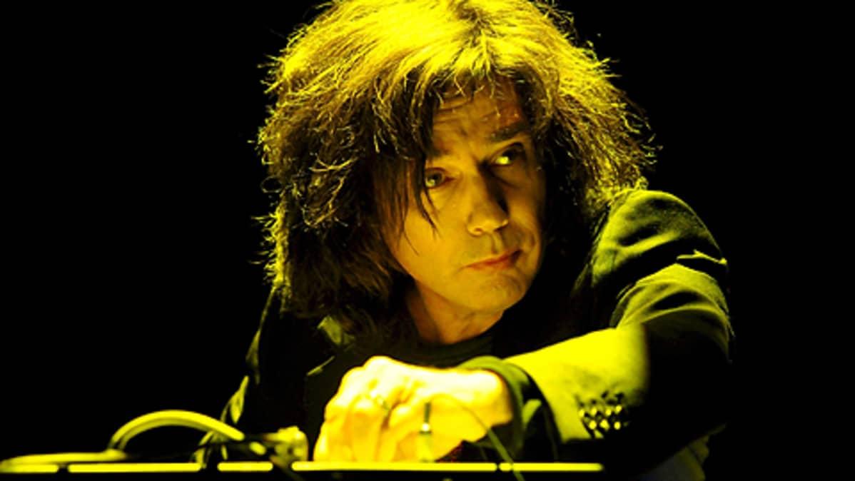 Ranskalainen muusikko Jean-Michel Jarre.