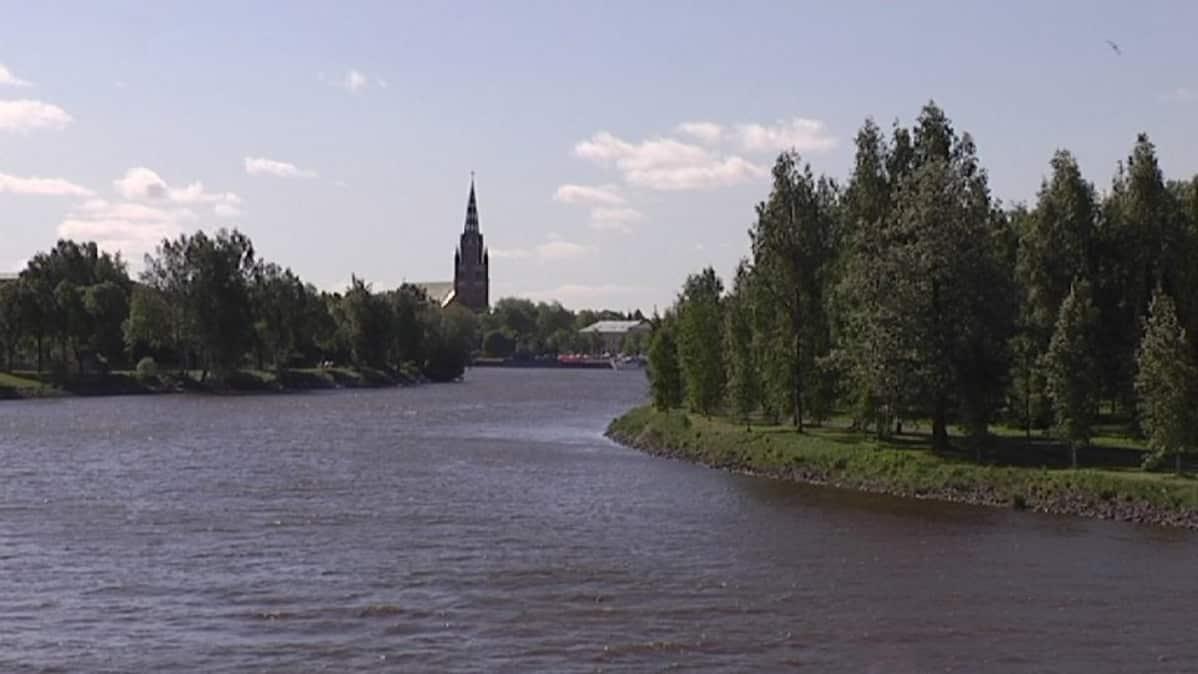 Pori_Kokemäenjoki