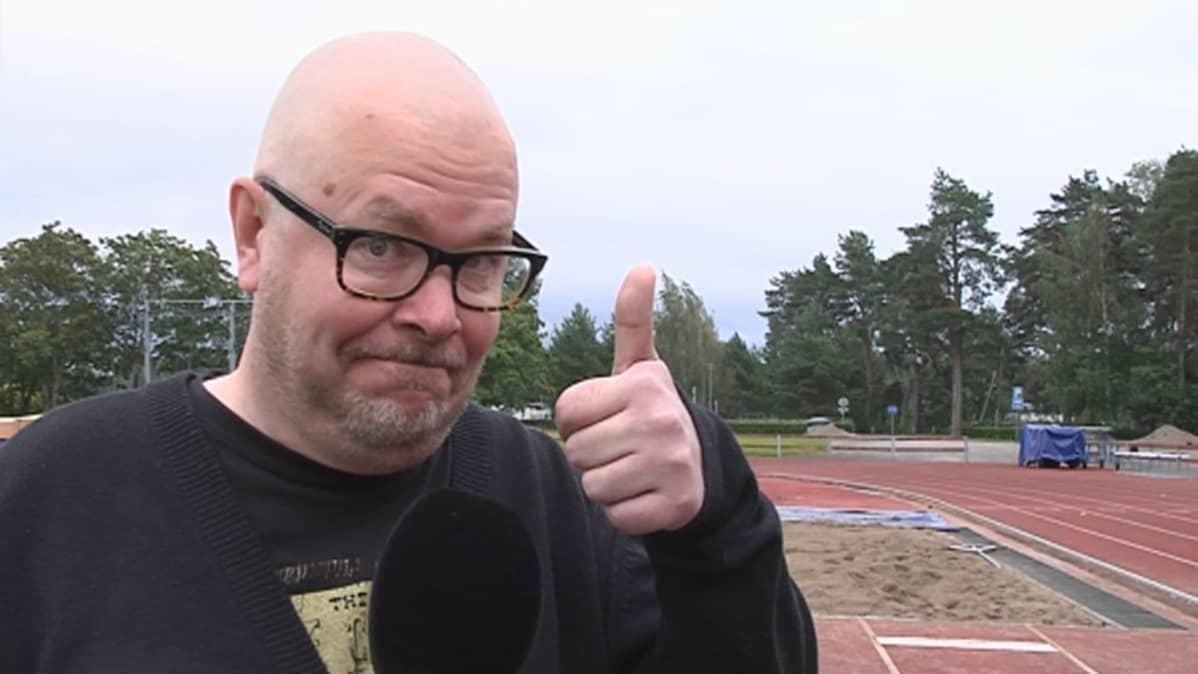 Mikko Pirinen Long Jump Challenge