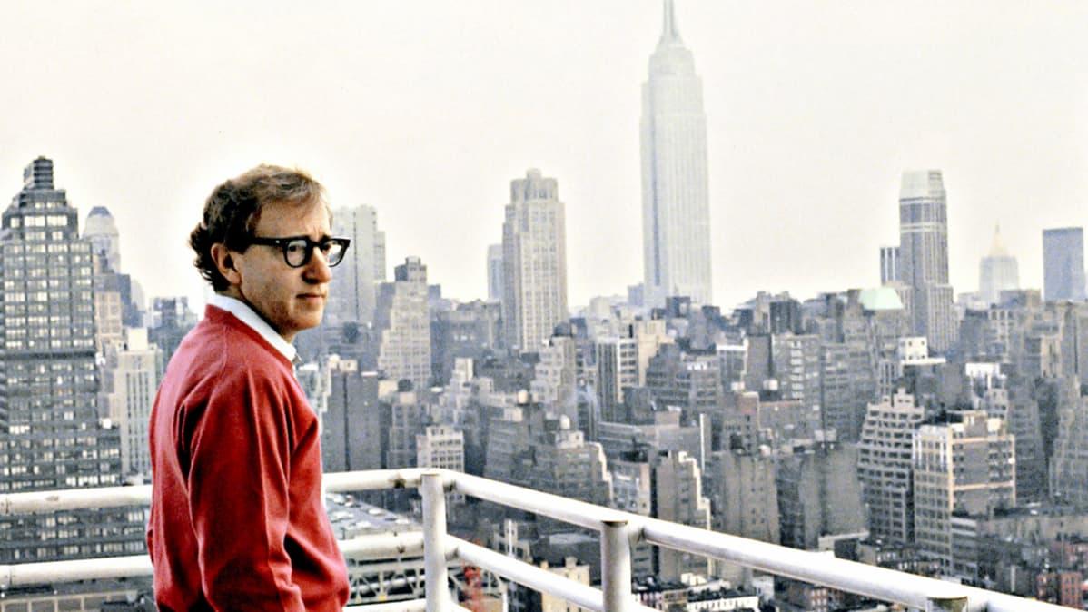 Woody Allen elokuvassa New York Stories.