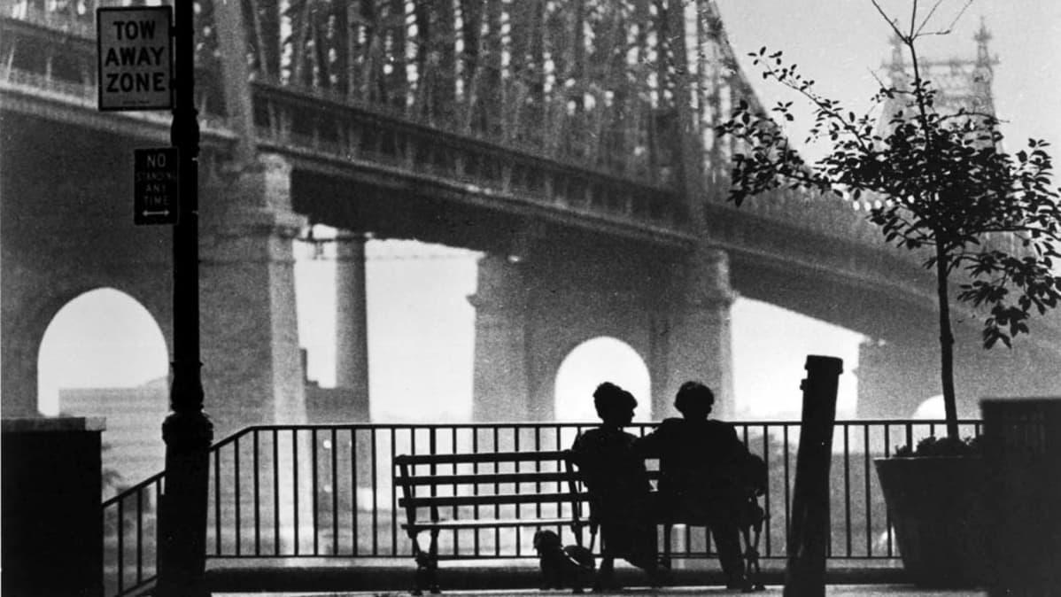 Woody Allen ja  Diane Keaton elokuvassa Manhattan.