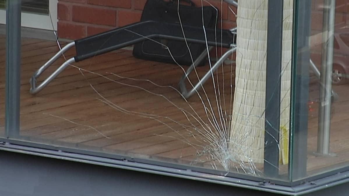 Espoon Piispankylän räjähdys 18.9.2012