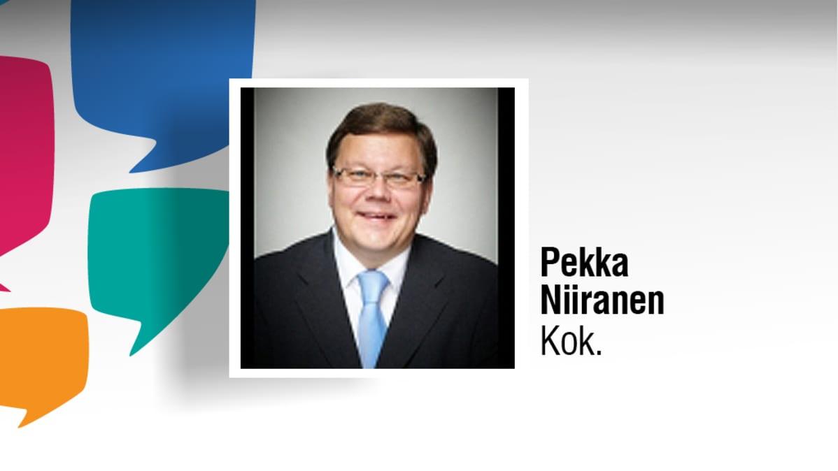 Pekka Niiranen (kok.)