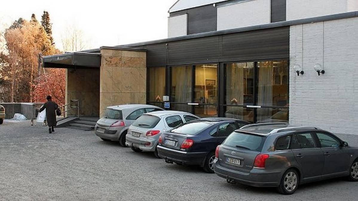 Kirkkoherranvirasto Rovaniemellä