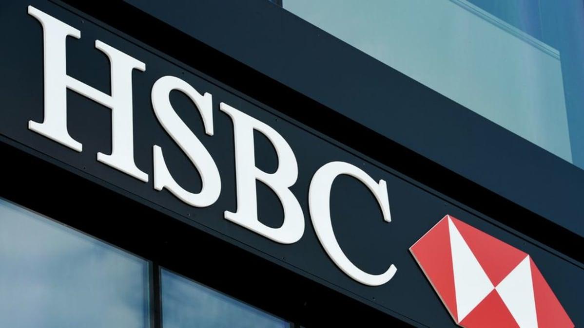 HSBC-pankin logo.