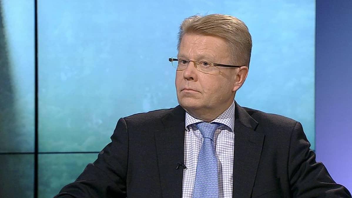 EK:n toimitusjohtaja Jyri Häkämies.