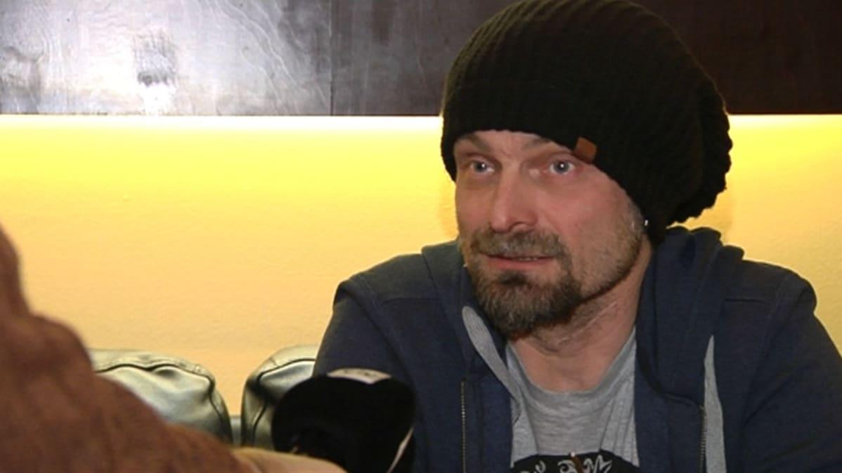 Elokuvaohjaaja Jarmo Lampela