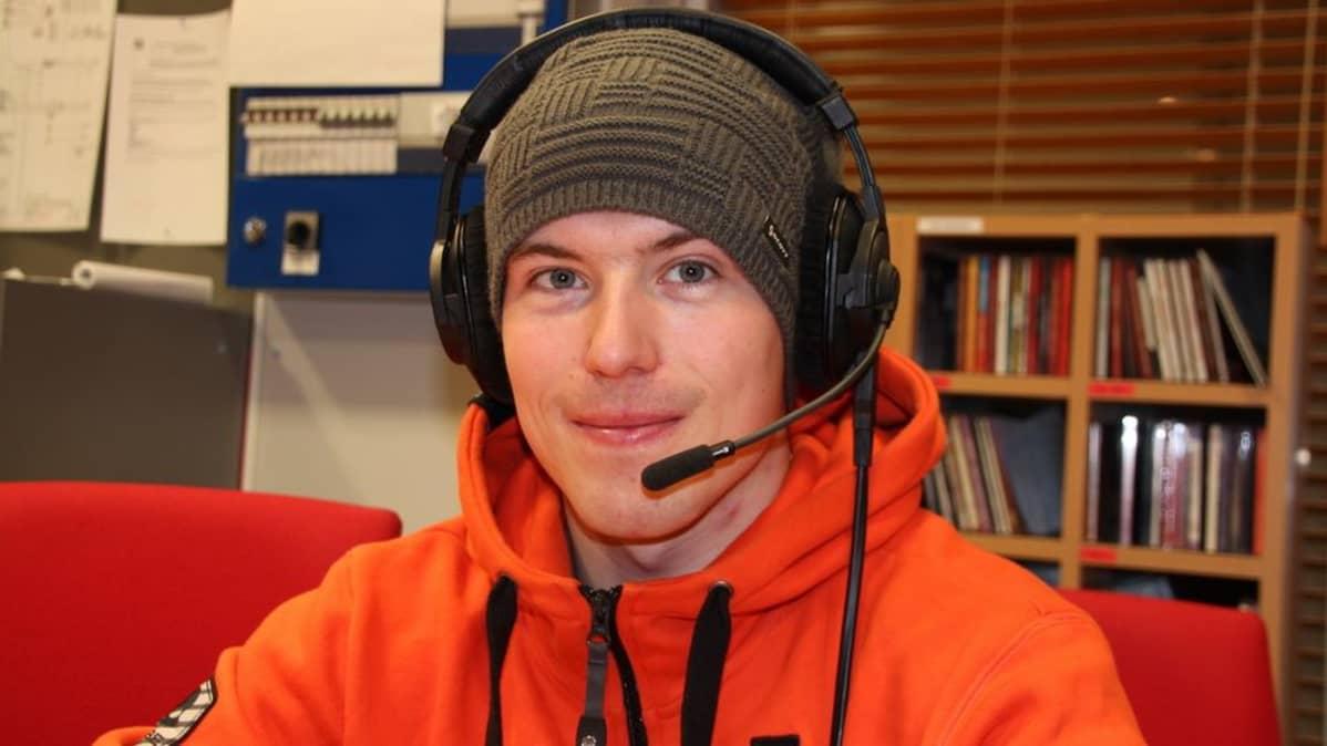 Jussi Pennanen, moottorikelkkailija