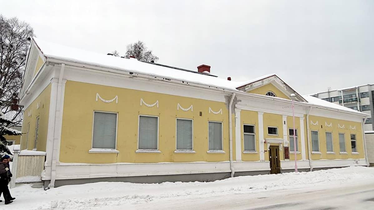 Kemin entinen historiallinen museo