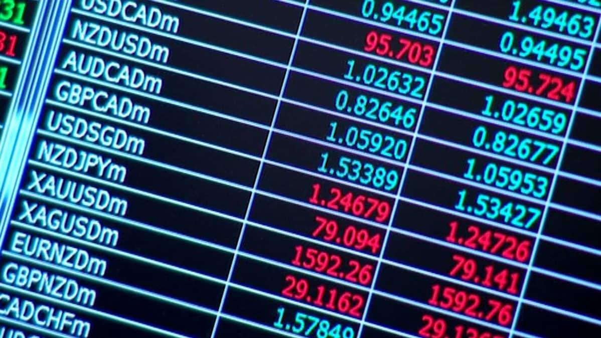 FinFx trading, Imatra,valuuttakauppaa