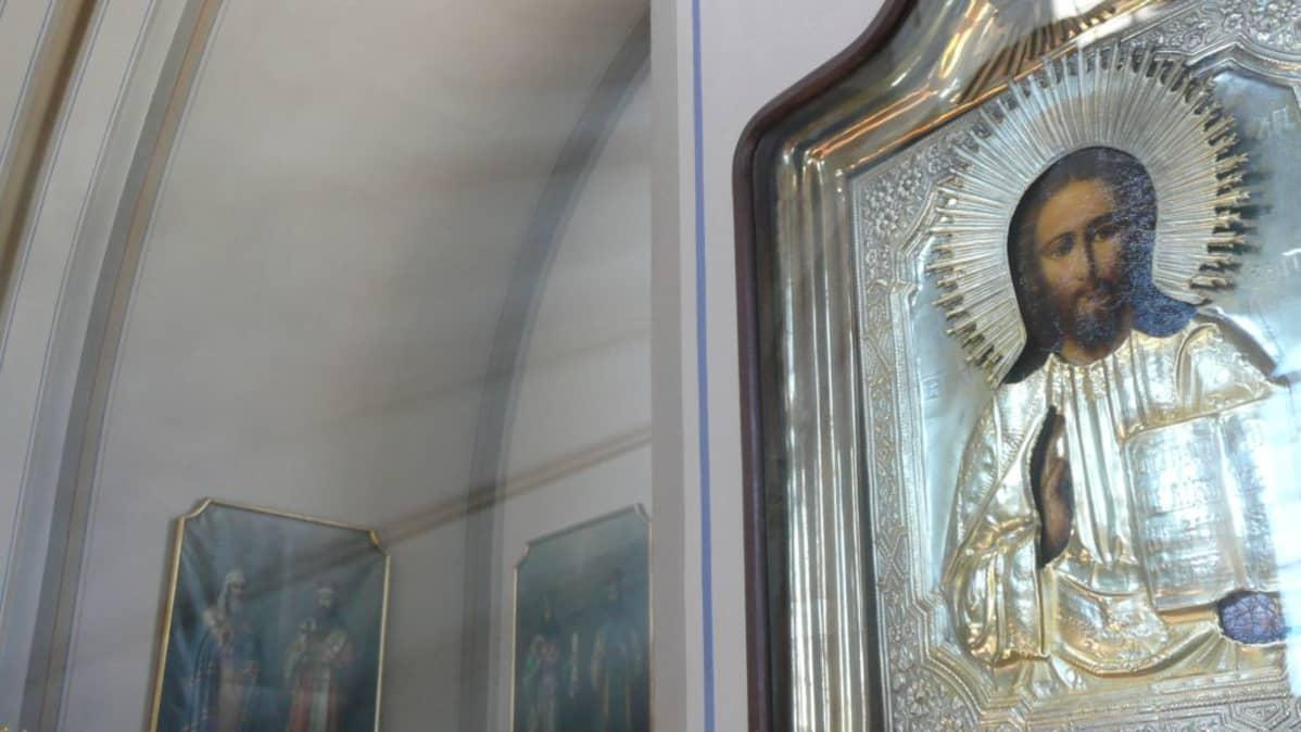Vaasan ortodoksinen seurakunta juhlii pääsiäistä