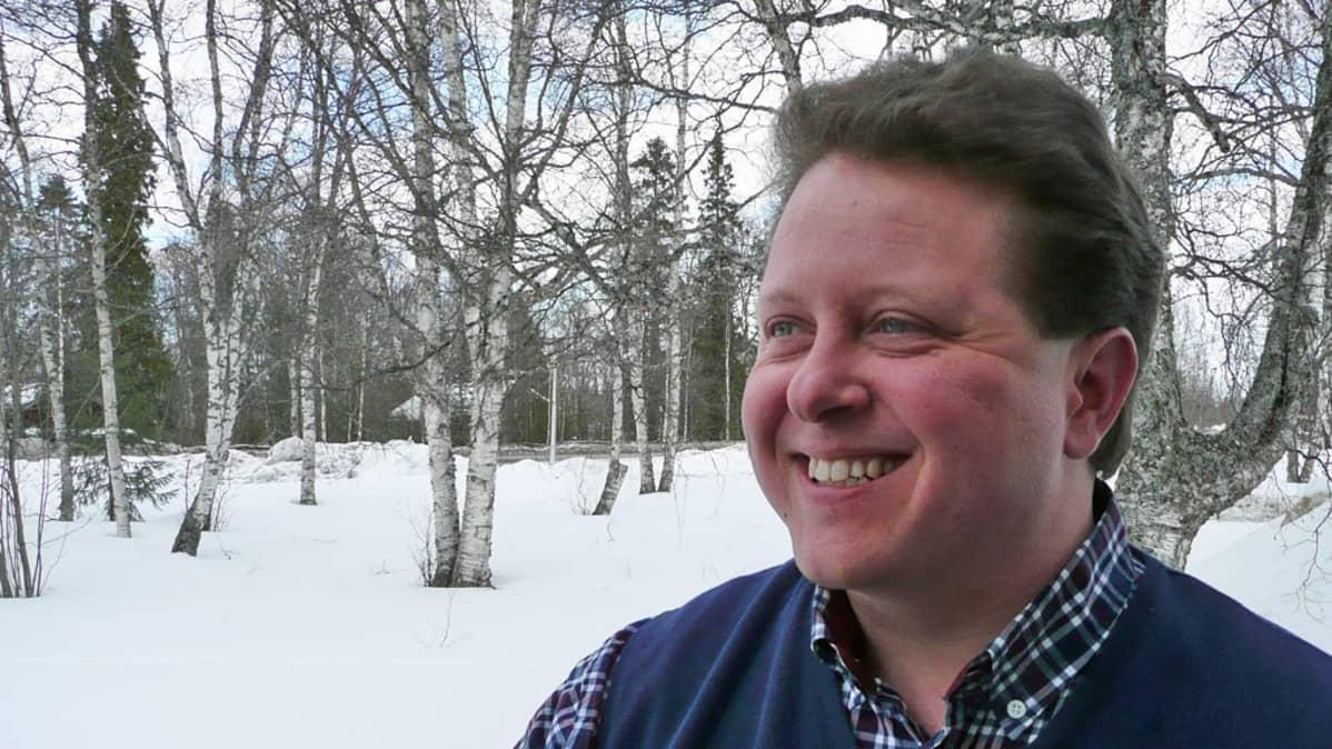 Inarin elinkeinojohtaja Janne Seurujärvi