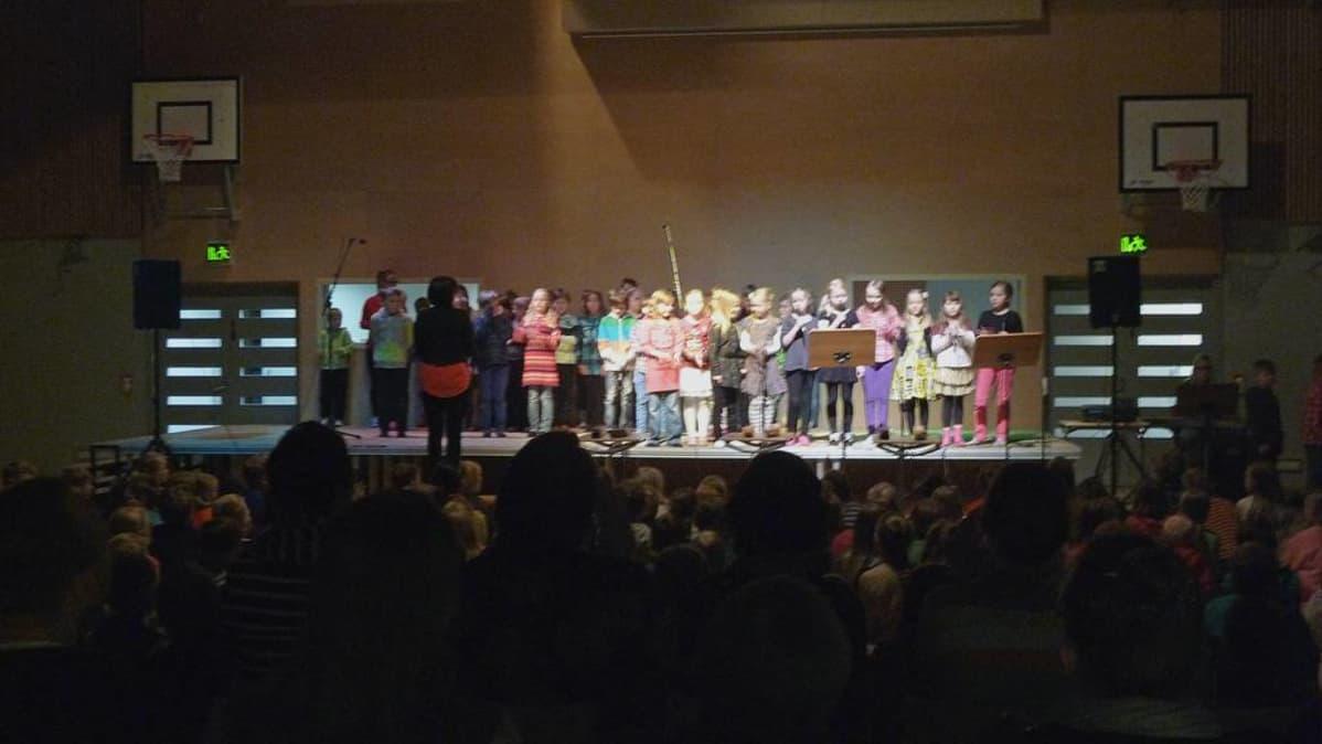 Kaakkurin koulun kevätkonsertti
