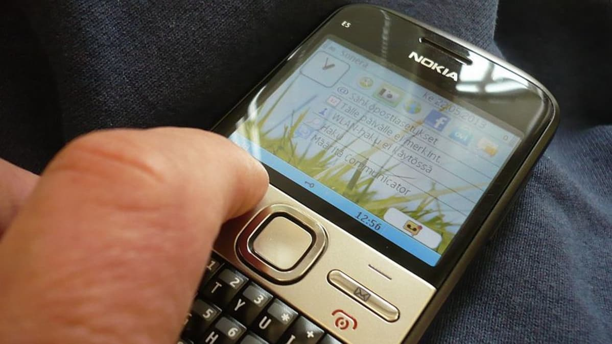 Nokia matkapuhelin