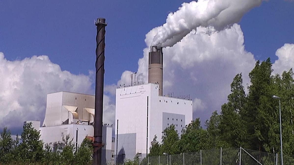 Stora Enso Imatran tehdas.