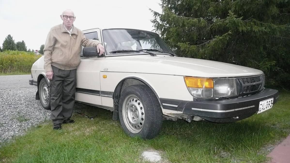 auton entiset omistajat