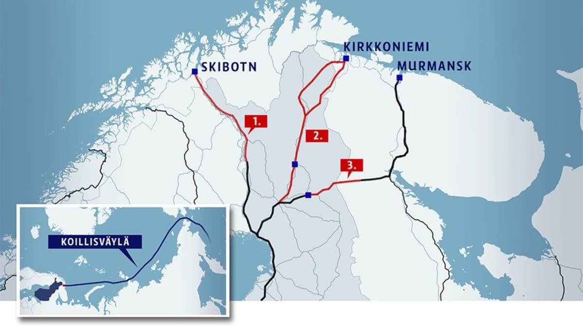 Kirjailija Patistaa Suomea Rohkeisiin Ratkaisuihin Rautatie