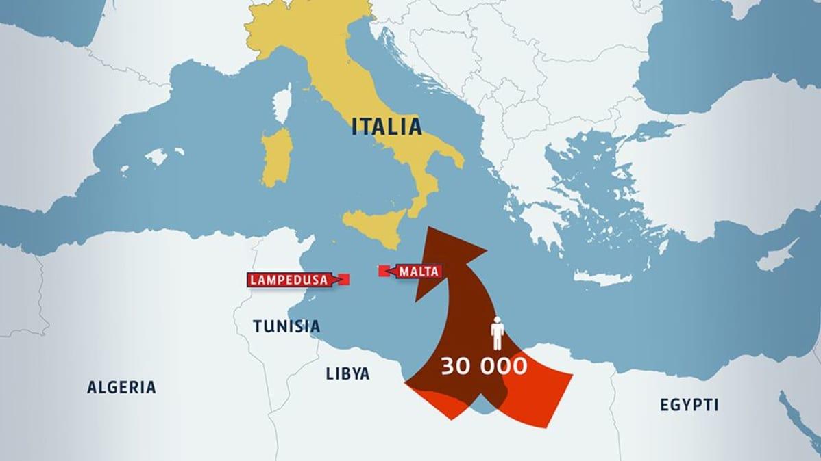Onko Oikein Etta Italia Ja Malta Kantavat Jattimaisen Vastuun