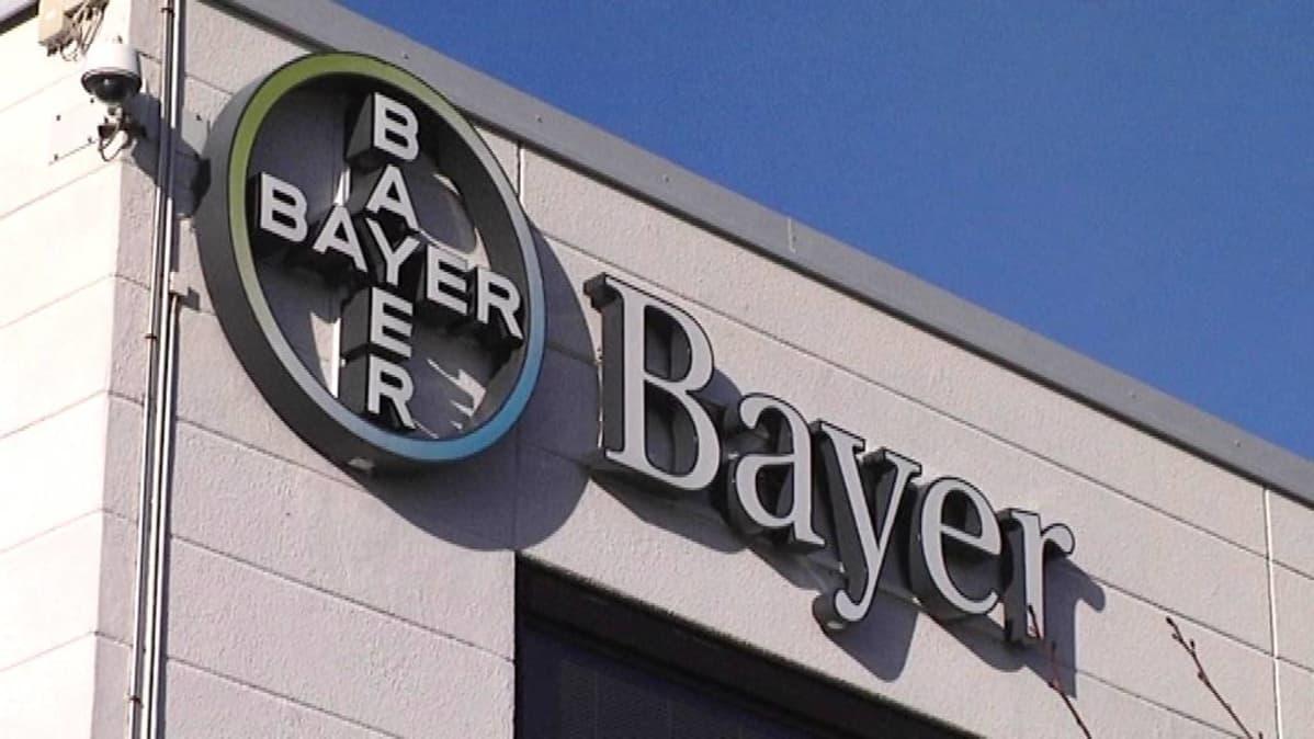 Bayerin logo.