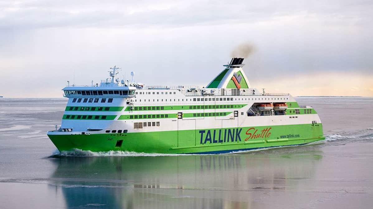 Tallink Star -laiva.
