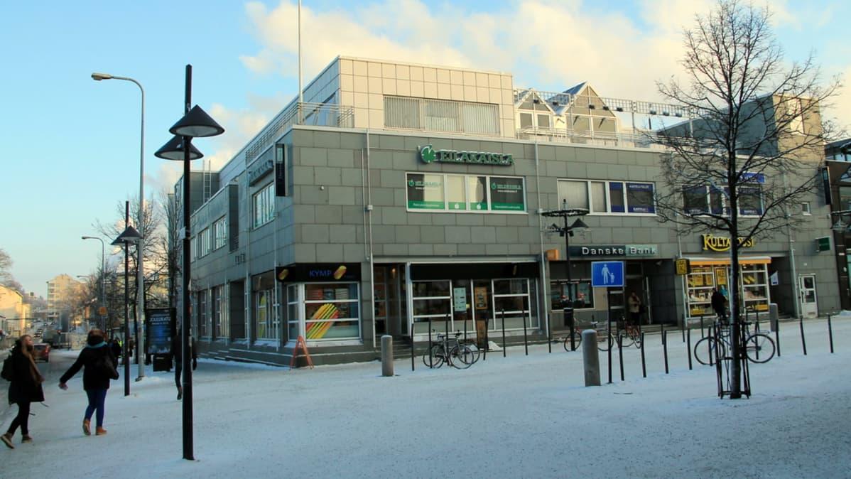 Danske bankin talo