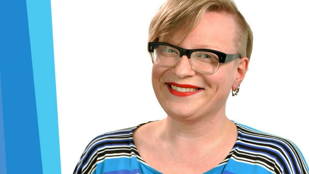 Yle Tampereen toimittaja Mari Siltanen