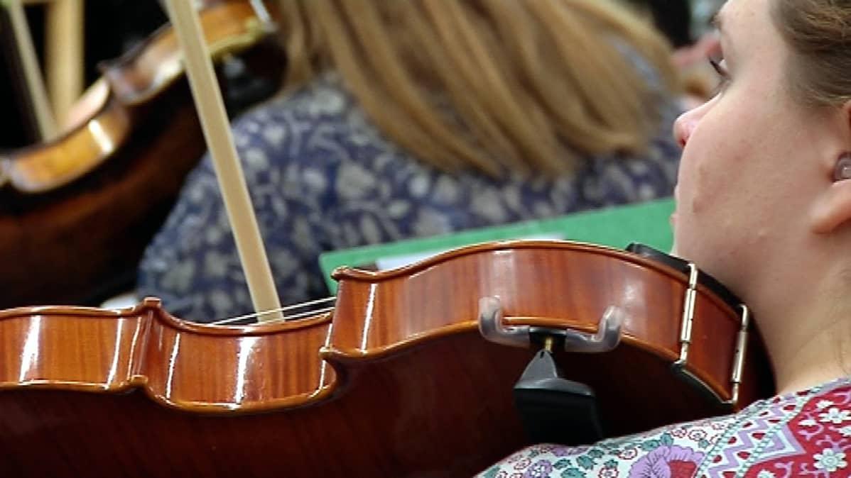 Jyväskylä Sinfonia Sallinen Gothóni