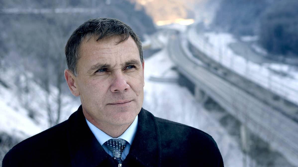 Jevgeni Vitishko kuvattuna Sotshissa.