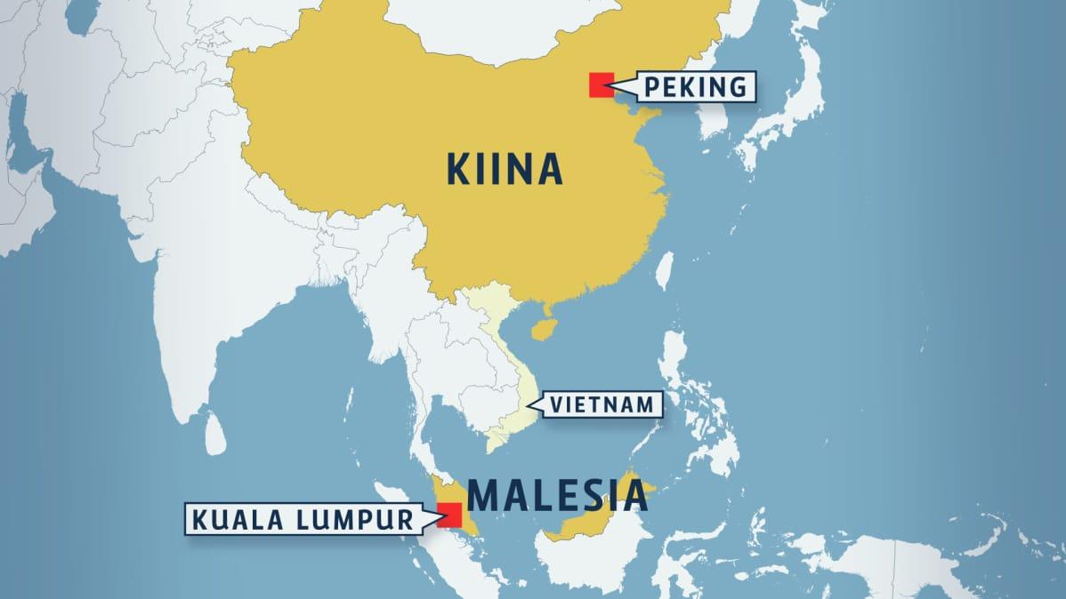 Malaysia Airlines Yksi Aasian Arvostetuimmista Lentoyhtioista