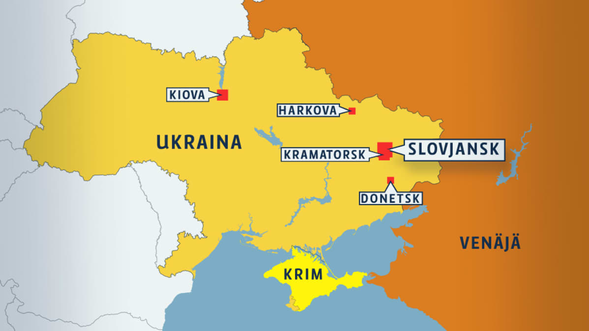 Yle Uutiset Seuraa Ukrainan Tilannetta Hetki Hetkelta Yle